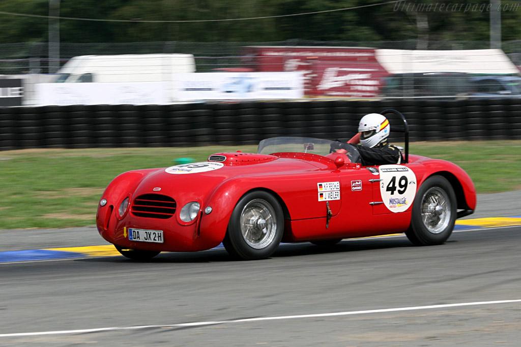 Allard J2X Le Mans    - 2006 Le Mans Classic