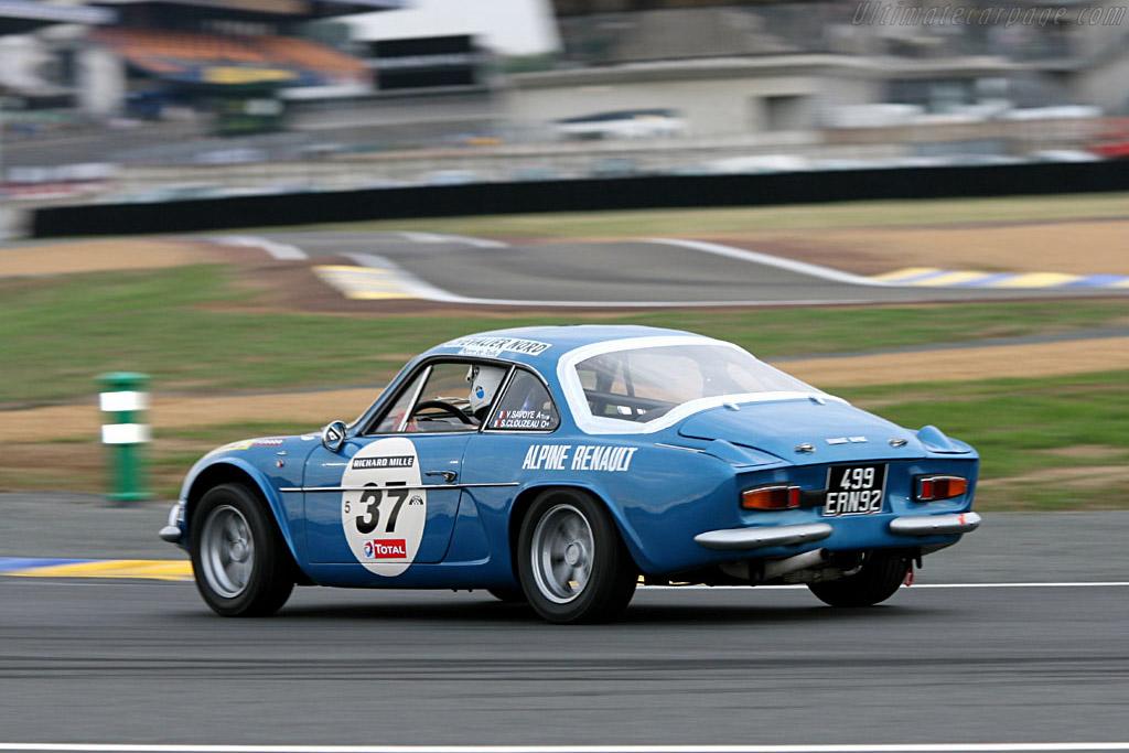 Alpine A110    - 2006 Le Mans Classic