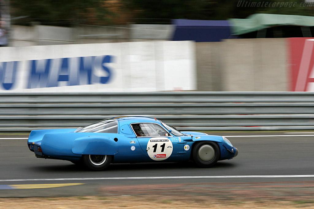 Alpine A210    - 2006 Le Mans Classic