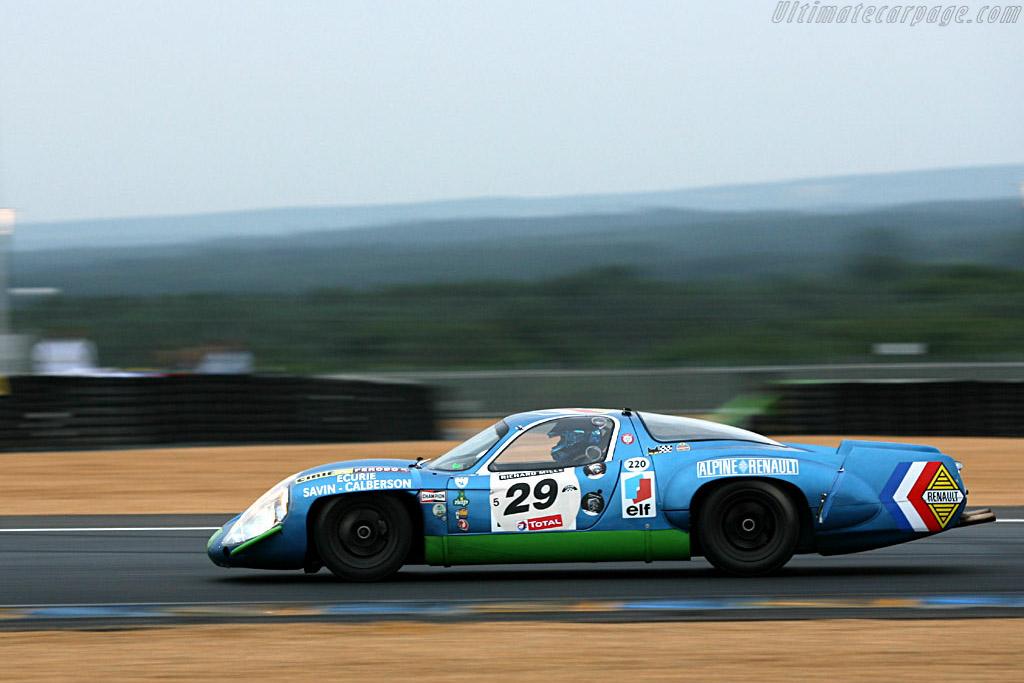 Alpine A220 - Chassis: 1736   - 2006 Le Mans Classic