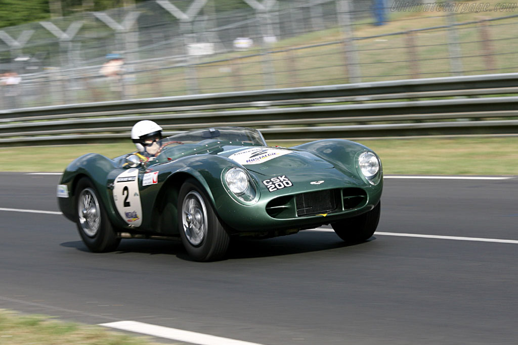 Aston Martin DB3 S Works    - 2006 Le Mans Classic