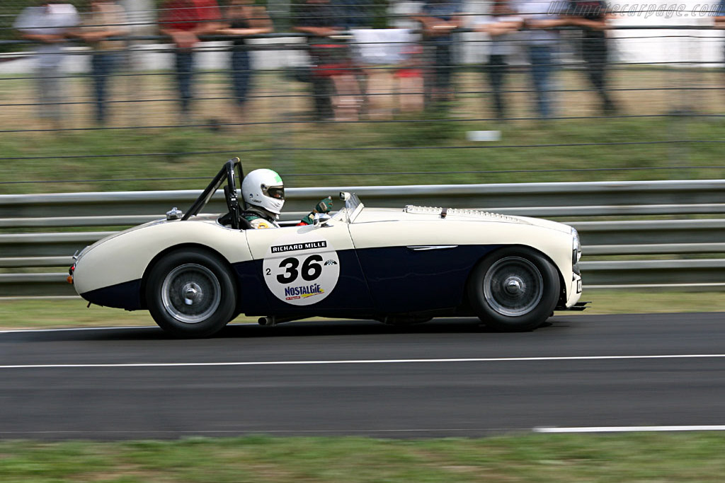 Austin Healey 100 S - Chassis: SPL-256BN   - 2006 Le Mans Classic