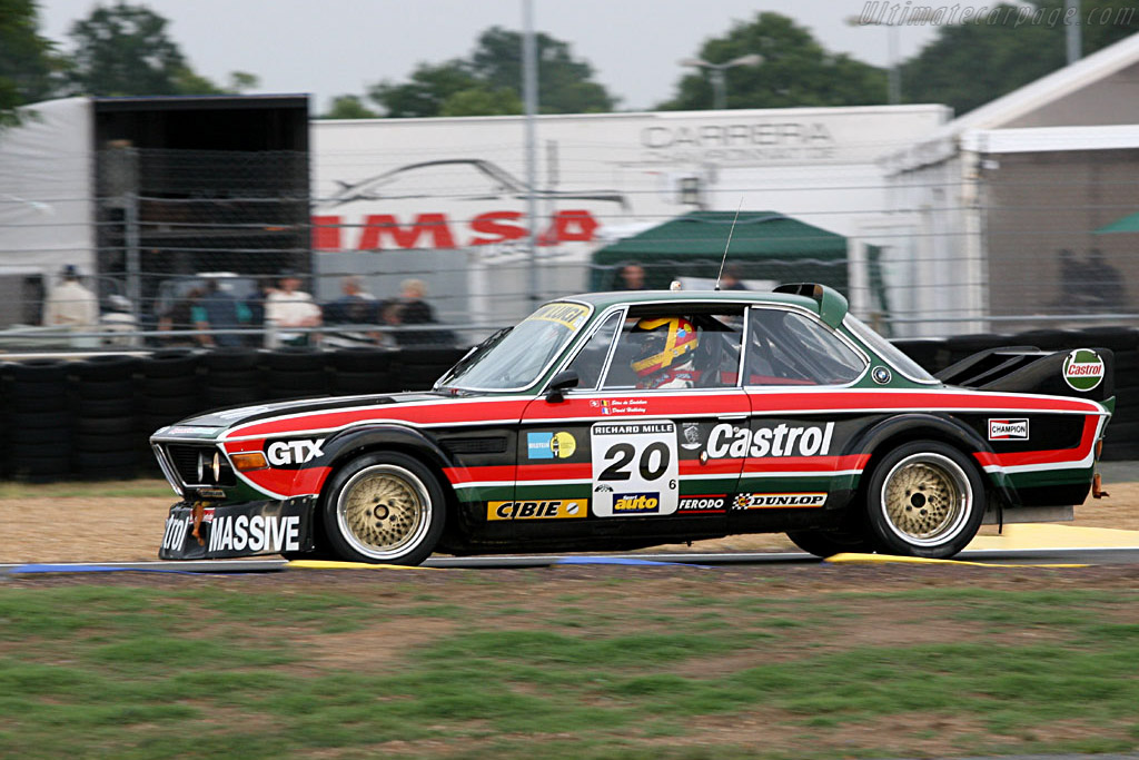BMW 3.0 CSL - Chassis: 2264107   - 2006 Le Mans Classic