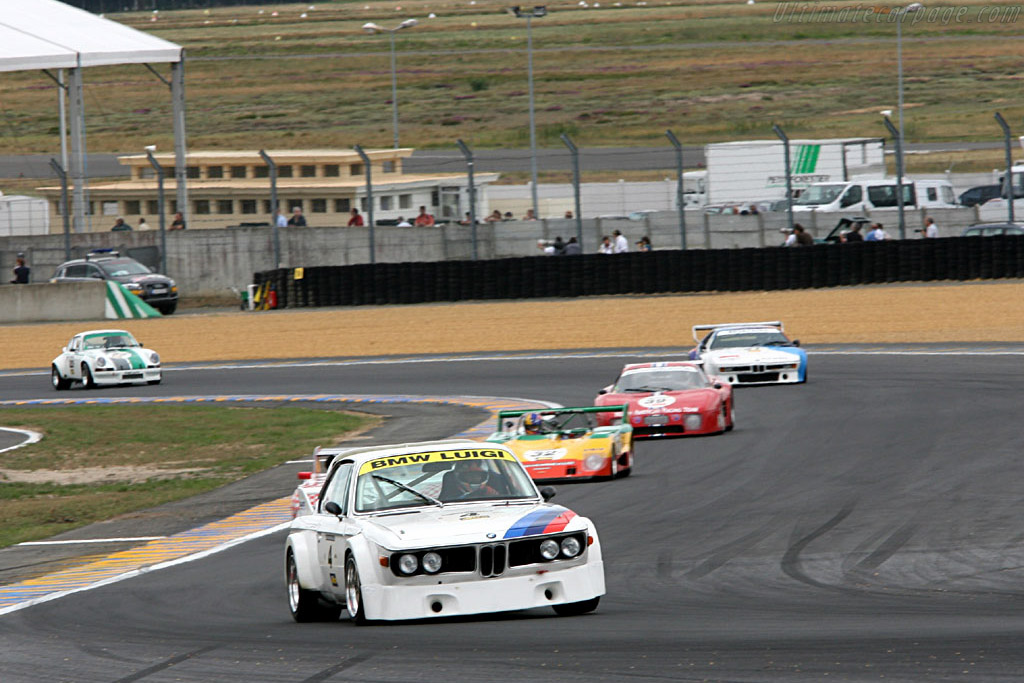 BMW 3.0 CSL - Chassis: 2331086   - 2006 Le Mans Classic