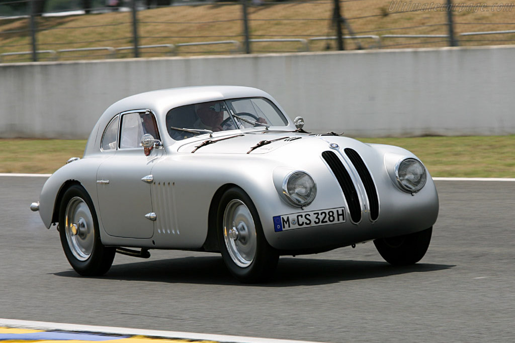 BMW 328 MM Touring Coupe - Chassis: 85368   - 2006 Le Mans Classic