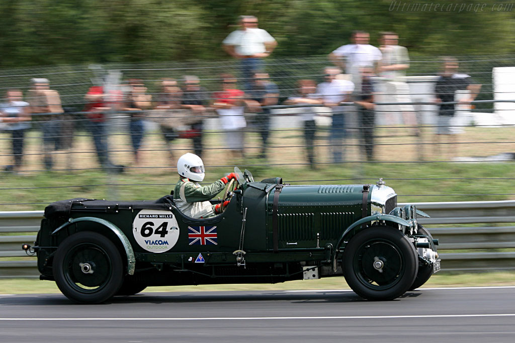 Bentley 4.5 Litre 'Blower' - Chassis: DS3573   - 2006 Le Mans Classic