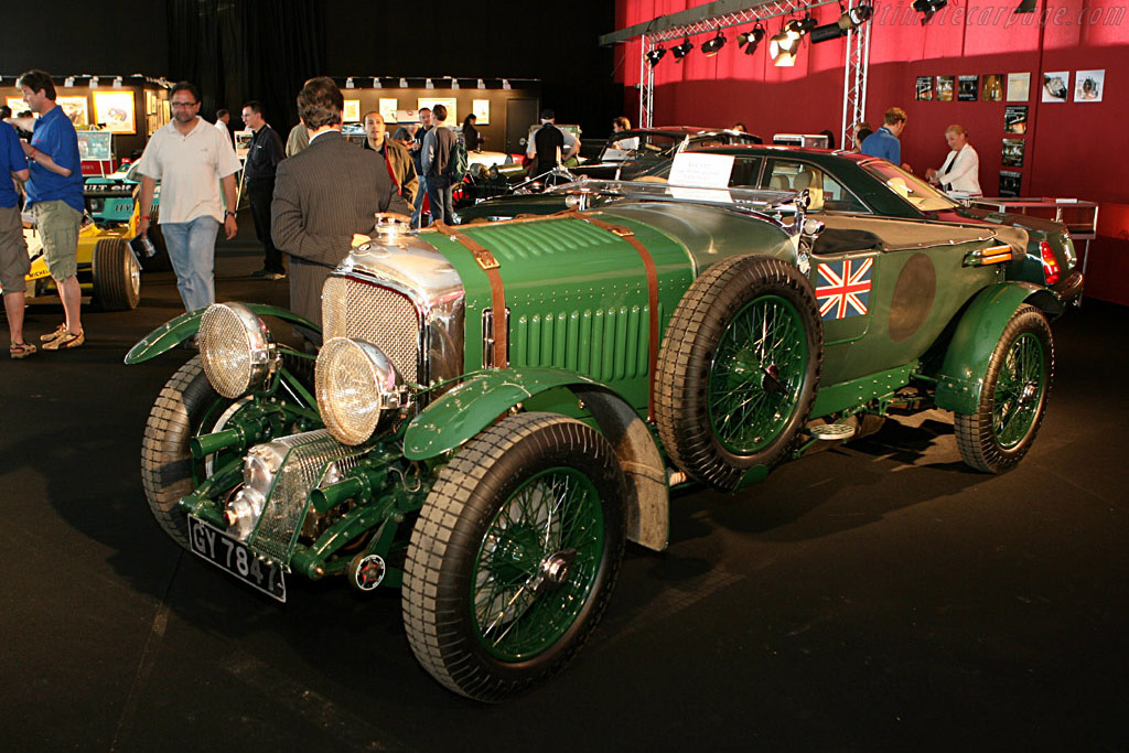 Bentley 4.5 Litre 'Blower' - Chassis: MS3948   - 2006 Le Mans Classic