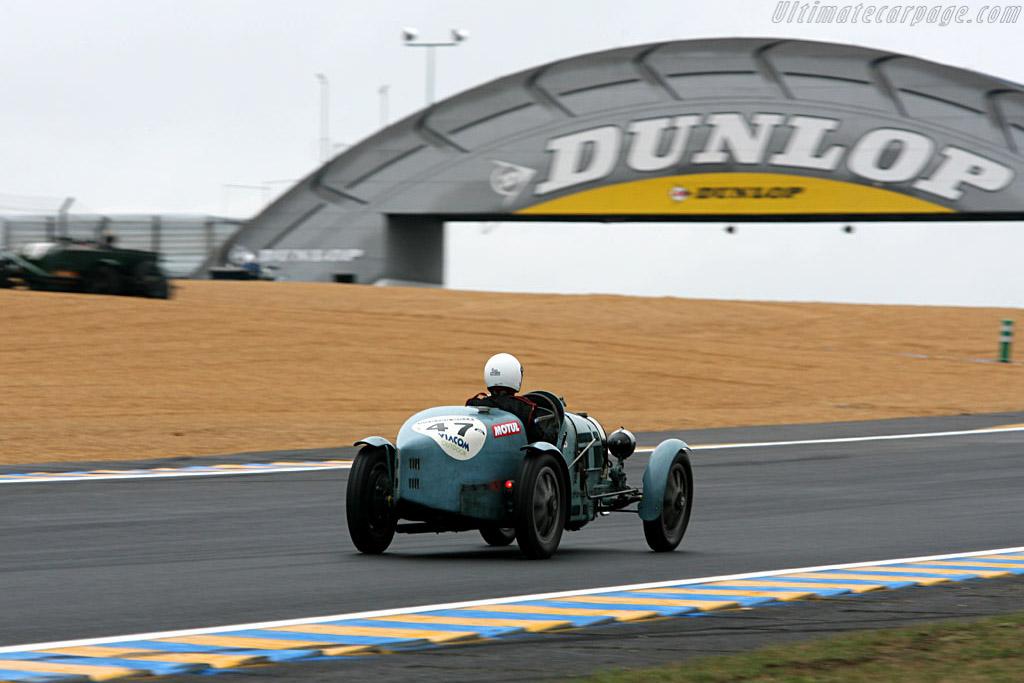 Bugatti Type 35B    - 2006 Le Mans Classic