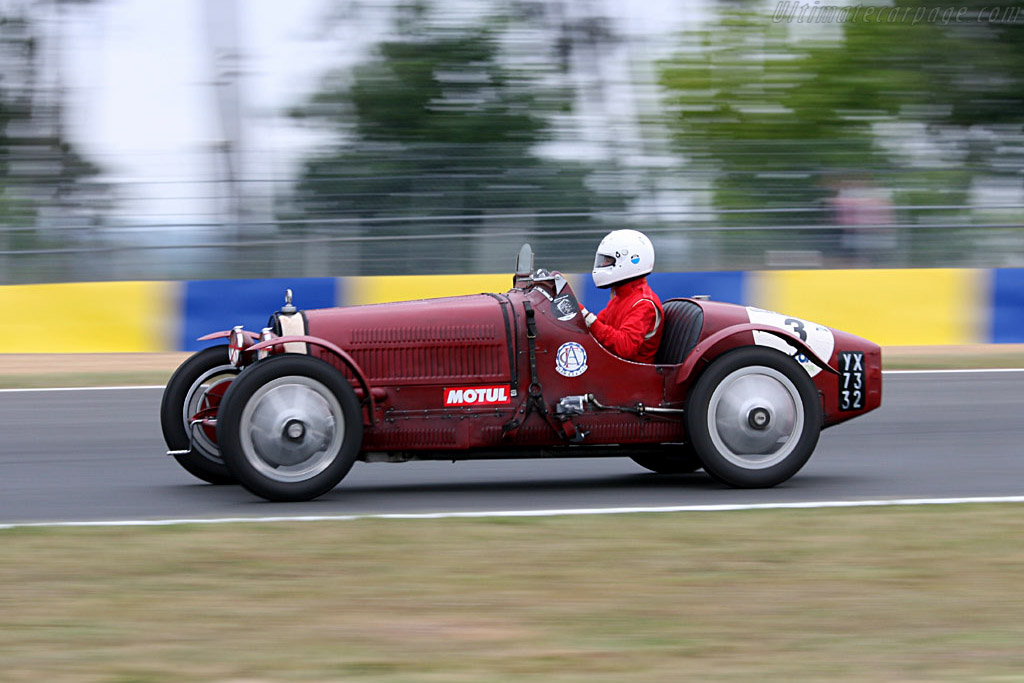 Bugatti Type 37A - Chassis: 37298   - 2006 Le Mans Classic