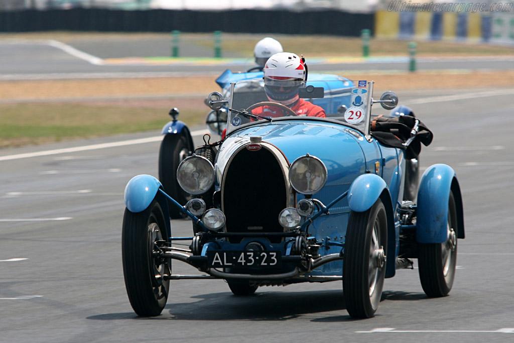 Bugatti Type 43    - 2006 Le Mans Classic