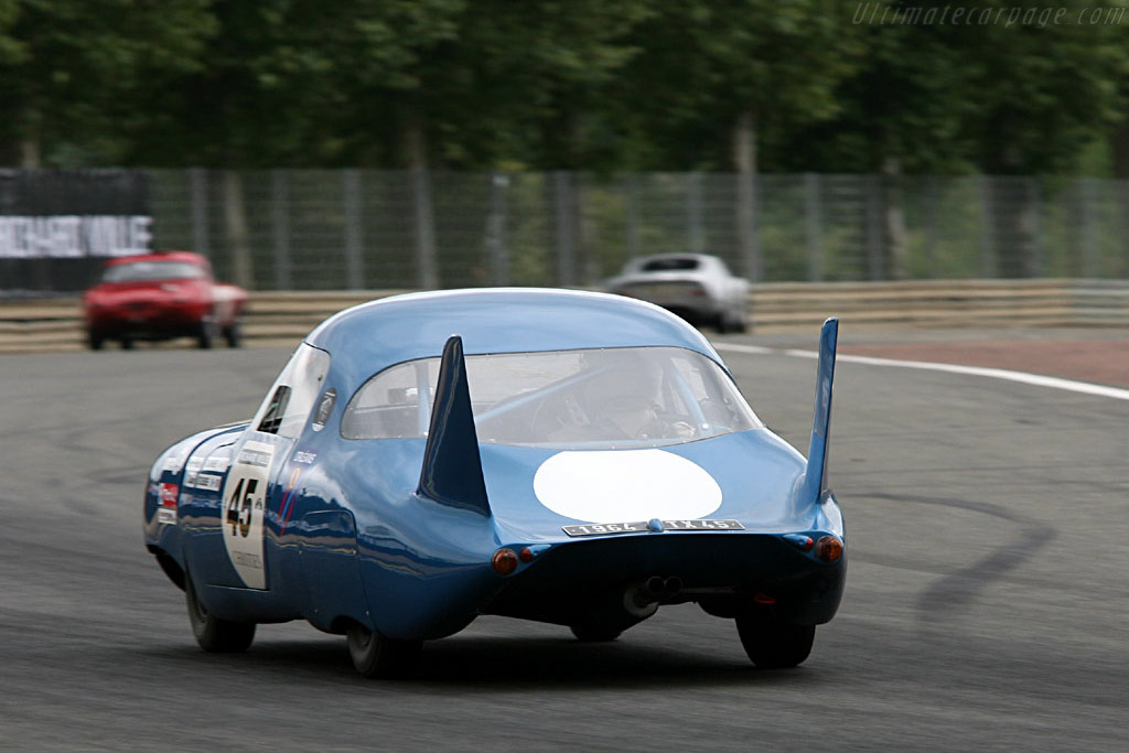 CD Panhard LM 64 - Chassis: 64/1   - 2006 Le Mans Classic