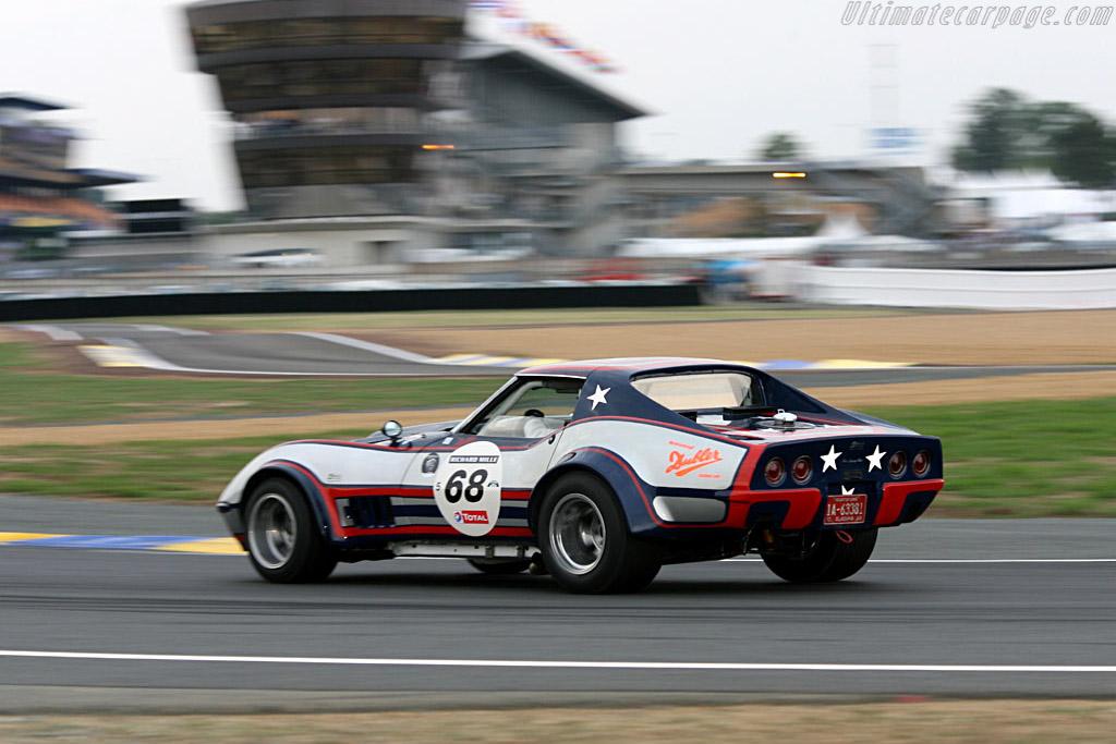 Chevrolet Corvette    - 2006 Le Mans Classic