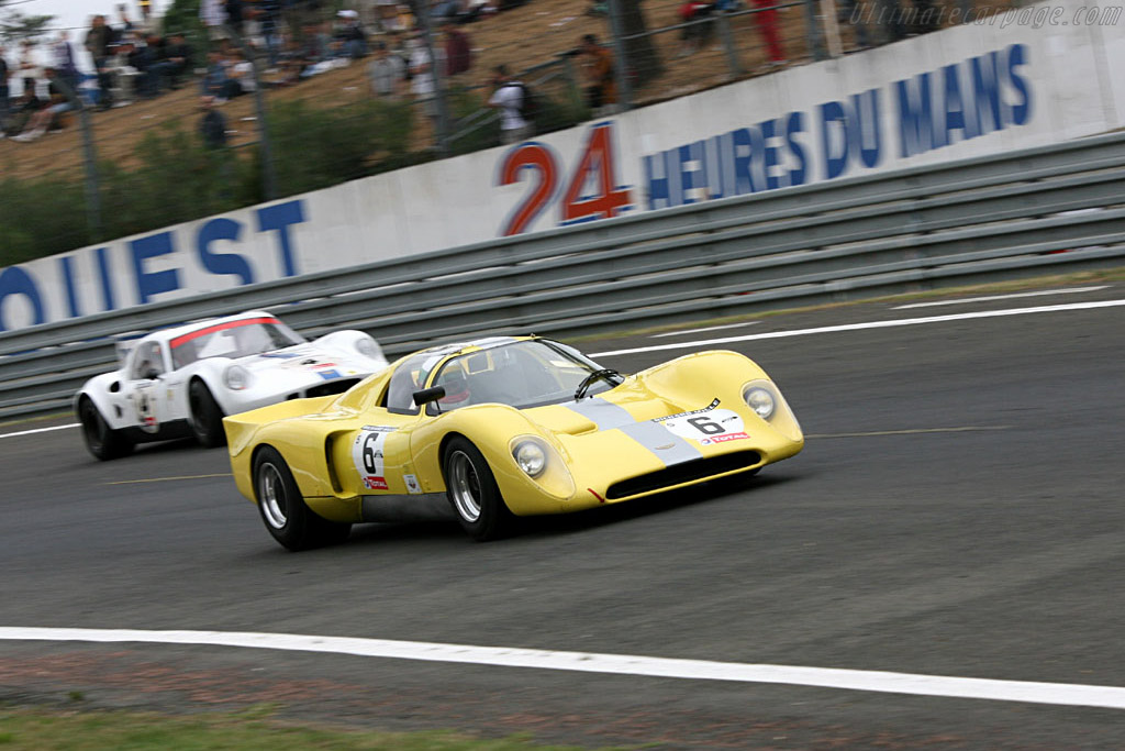 Chevron B16    - 2006 Le Mans Classic