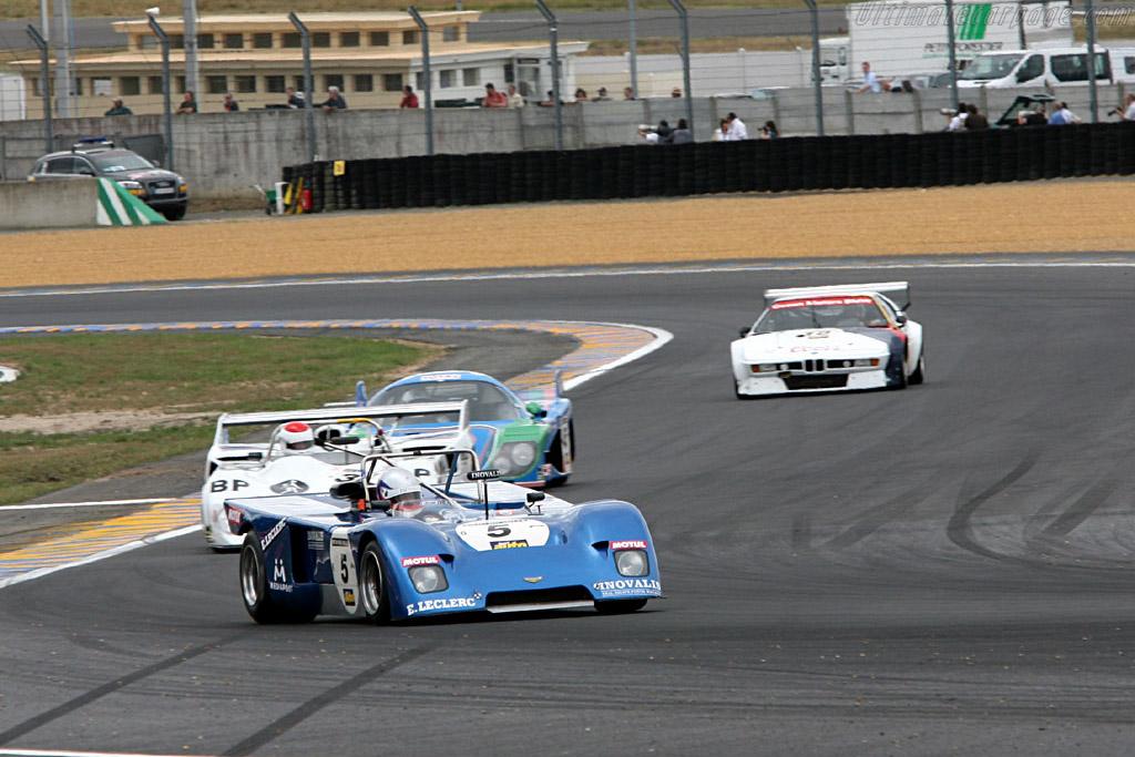 Chevron B21    - 2006 Le Mans Classic