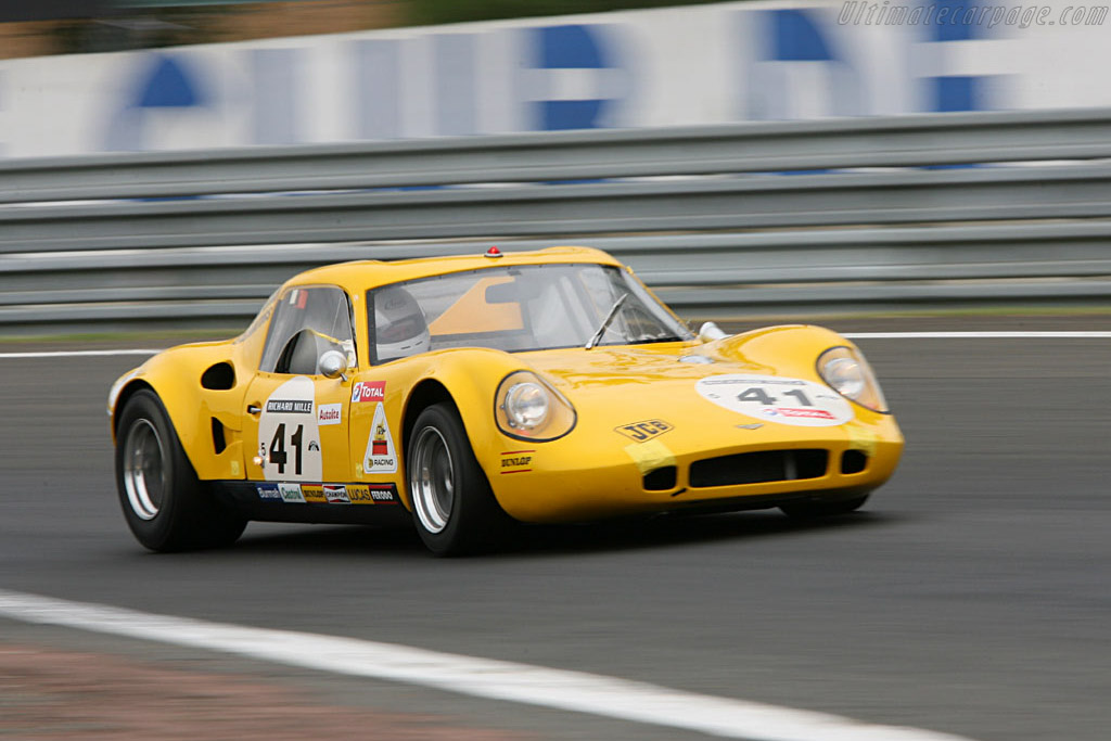 Chevron B8 - Chassis: CH-DBE-78   - 2006 Le Mans Classic