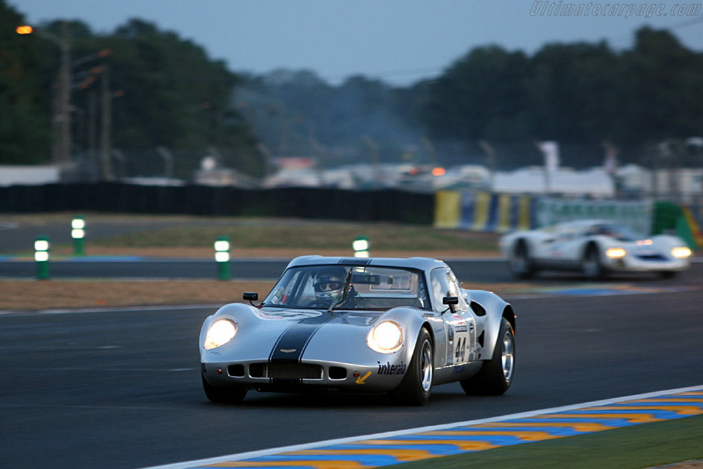 Chevron B8 - Chassis: CH-DBE-54   - 2006 Le Mans Classic