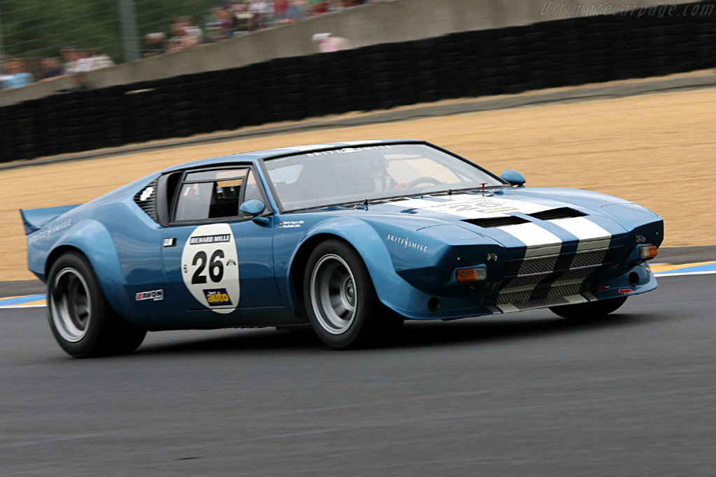 DeTomaso Pantera Group IV - Chassis: 06051  - 2006 Le Mans Classic