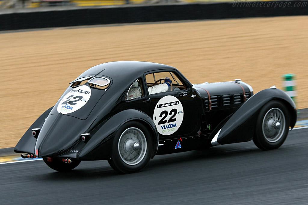 Delage D6 70 Figoni & Falashi Coupe - Chassis: 541441   - 2006 Le Mans Classic