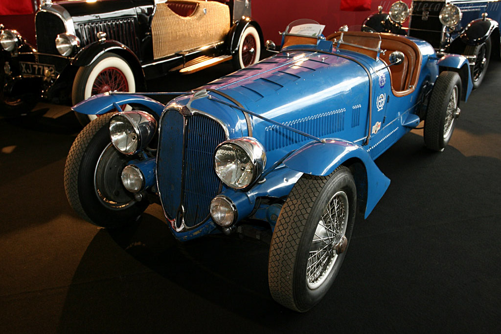Delahaye 135C - Chassis: 47212   - 2006 Le Mans Classic