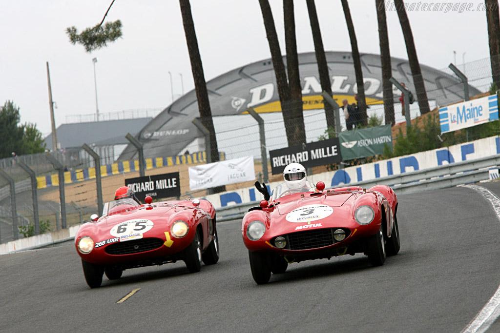 Ferrari 121 LM - Chassis: 0558LM   - 2006 Le Mans Classic