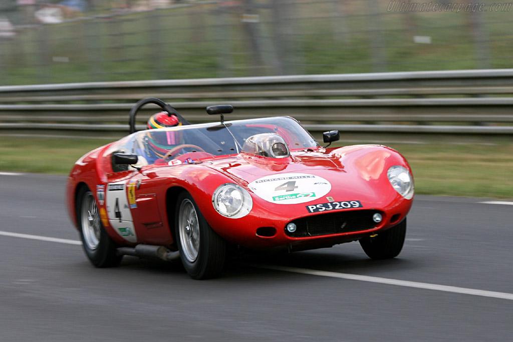 Ferrari 246 Dino - Chassis: 0784   - 2006 Le Mans Classic