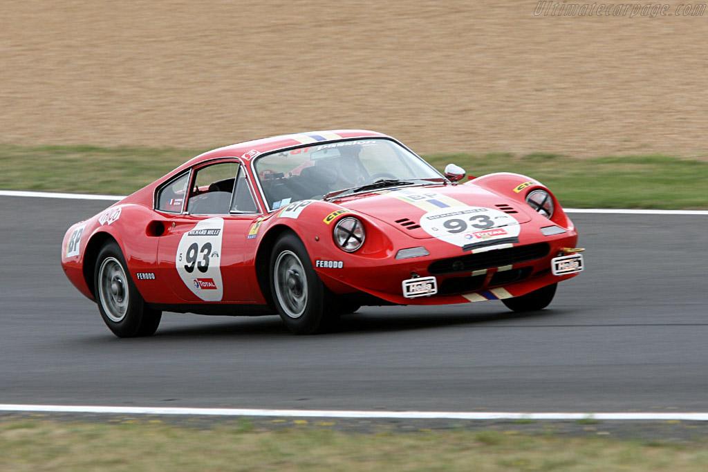 Ferrari 246 Dino GT    - 2006 Le Mans Classic