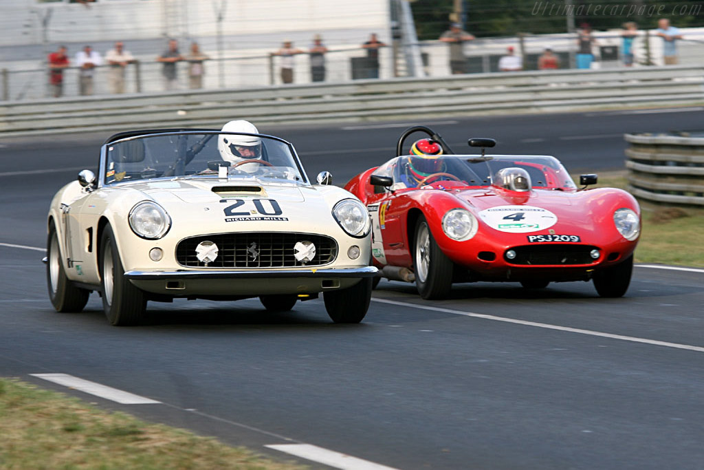 Ferrari 250 GT SWB California Spyder - Chassis: 2015GT   - 2006 Le Mans Classic