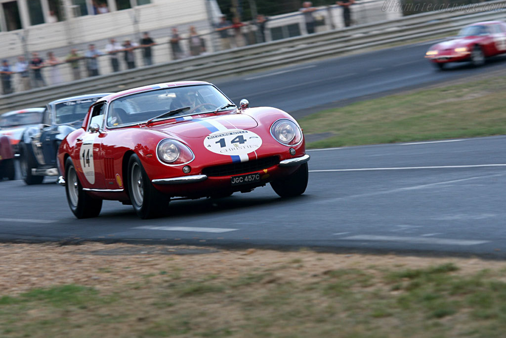 Ferrari 275 GTB - Chassis: 08061   - 2006 Le Mans Classic
