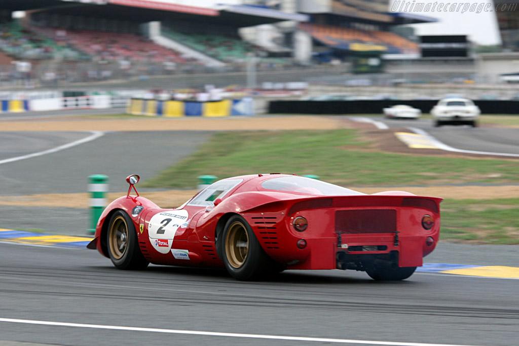 Ferrari 330 P3 - Chassis: 0844   - 2006 Le Mans Classic