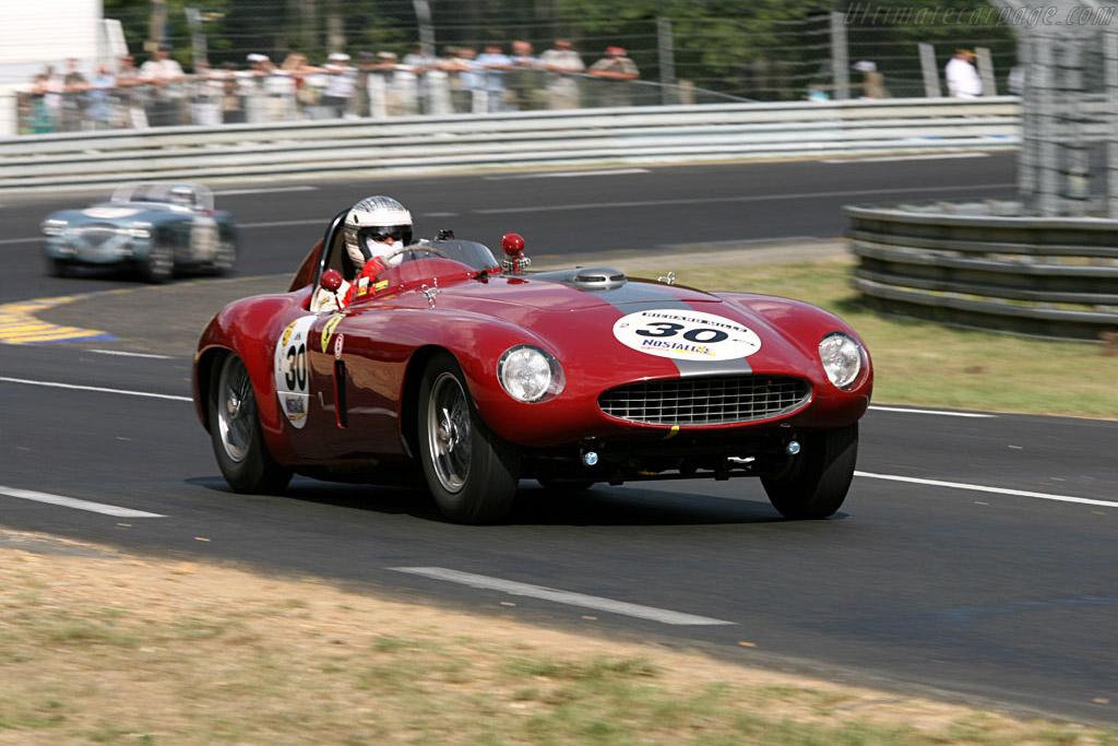 Ferrari 340 MM - Chassis: 0294AM   - 2006 Le Mans Classic