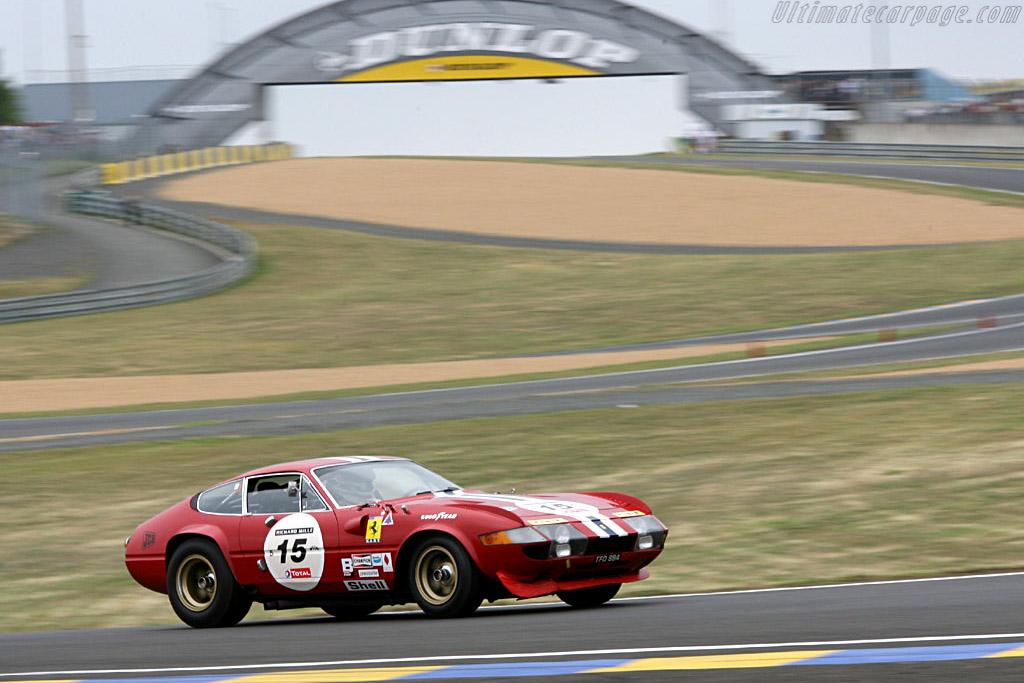 Ferrari 365 GTB/4 Daytona Competizione - Chassis: 15685   - 2006 Le Mans Classic