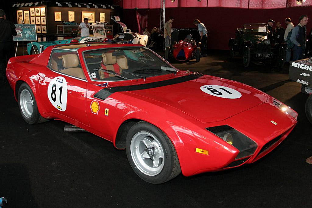 Ferrari 365 GTB/4 NART Spyder - Chassis: 15965   - 2006 Le Mans Classic