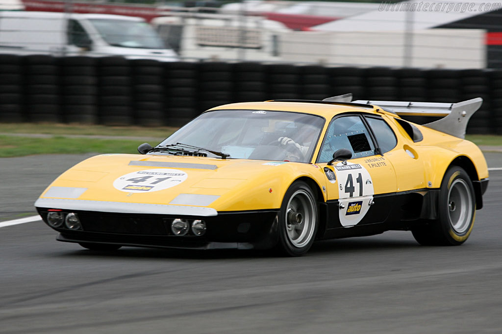 Ferrari 512 BB Group IV - Chassis: 22715   - 2006 Le Mans Classic