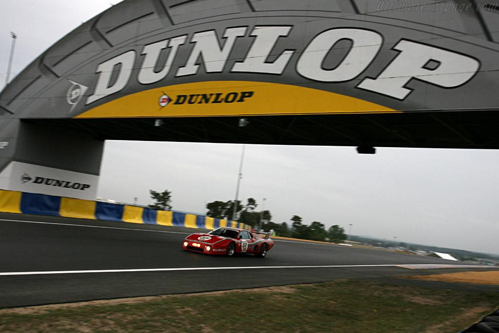 Ferrari 512 BB LM - Chassis: 28601 - Driver: Mr John of B  - 2006 Le Mans Classic
