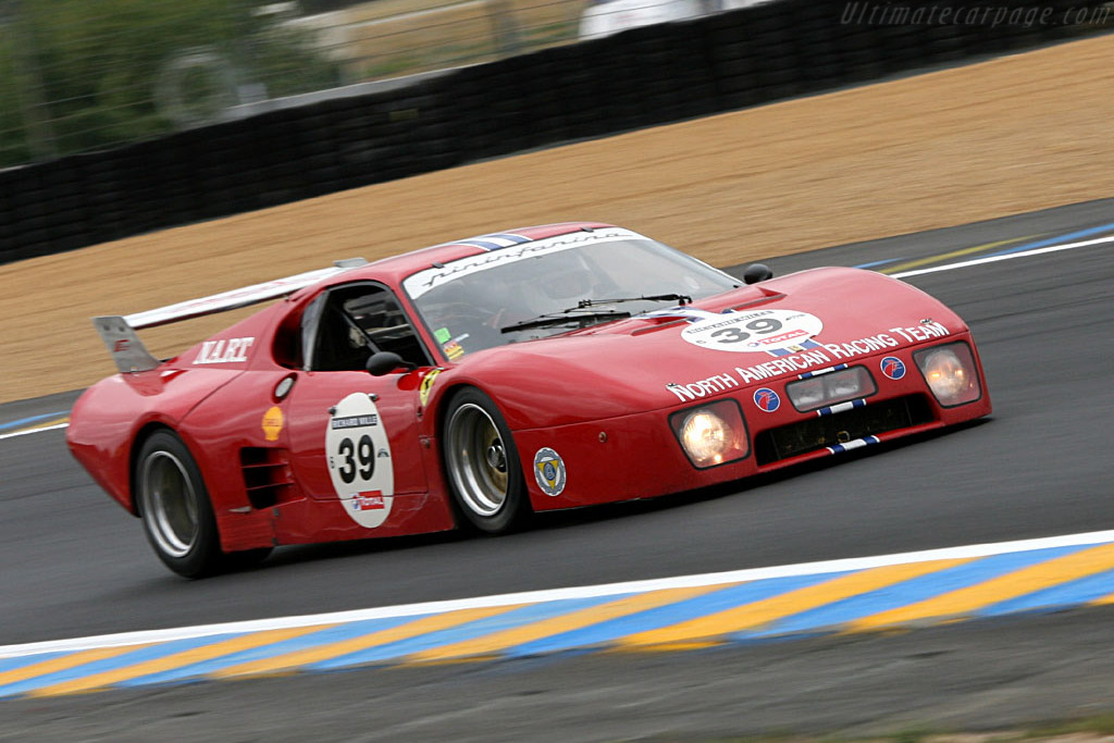 Ferrari 512 BB LM - Chassis: 35527 - Driver: Jean Guikas - 2006 Le Mans Classic