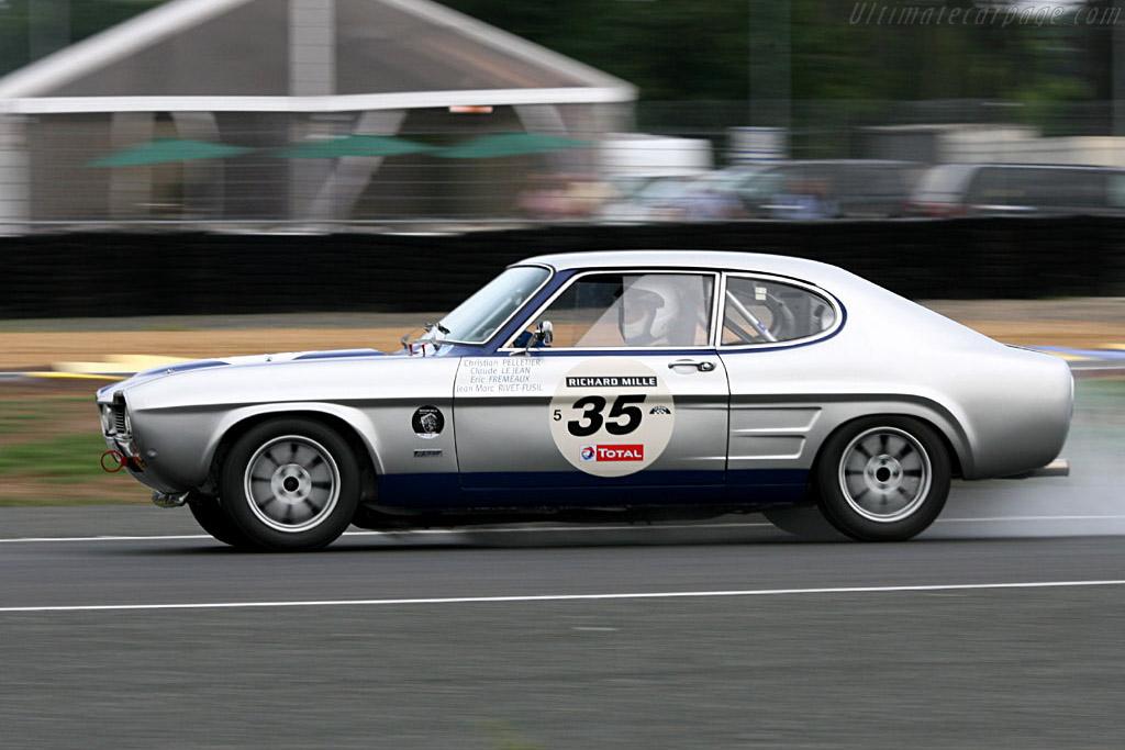 Ford Capri    - 2006 Le Mans Classic