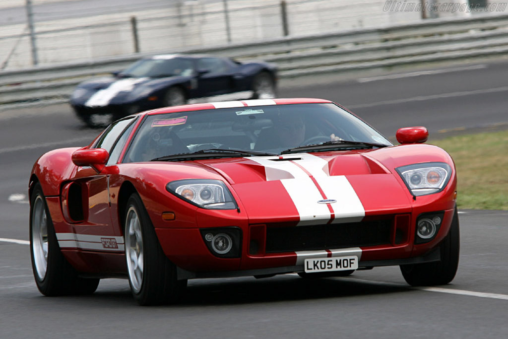 Ford GT    - 2006 Le Mans Classic
