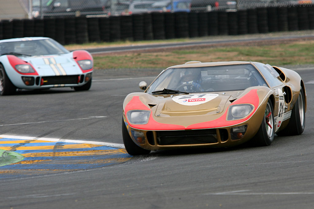 Ford GT40 Mk II - Chassis: GT40P/1016   - 2006 Le Mans Classic