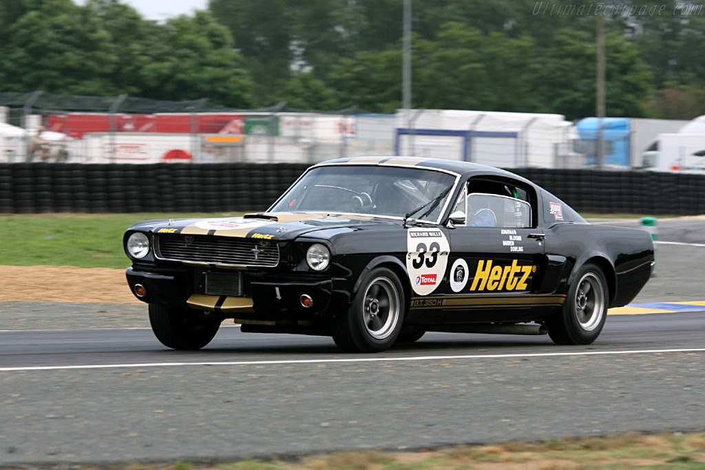 Ford Mustang 350 GT    - 2006 Le Mans Classic