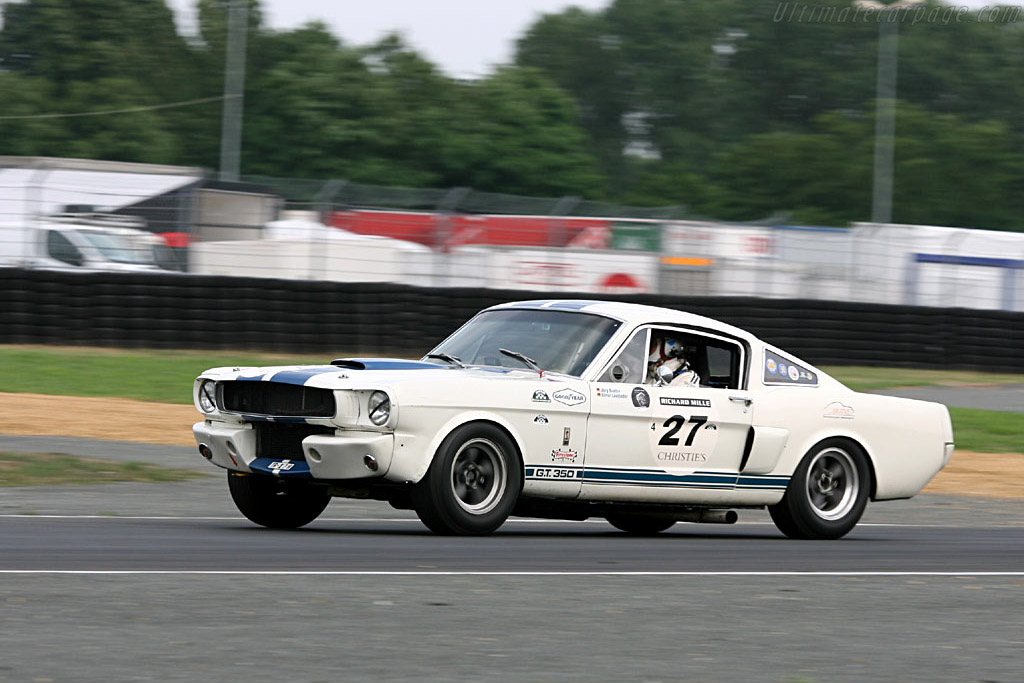Ford Shelby Mustang 2006 Le Mans Classic