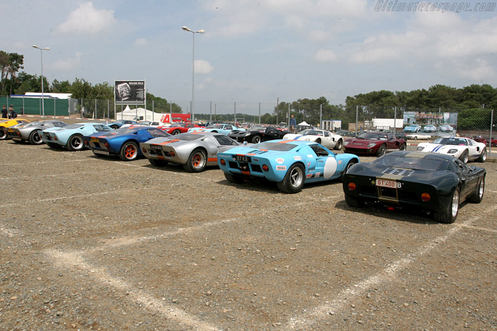 GT40 anyone?    - 2006 Le Mans Classic