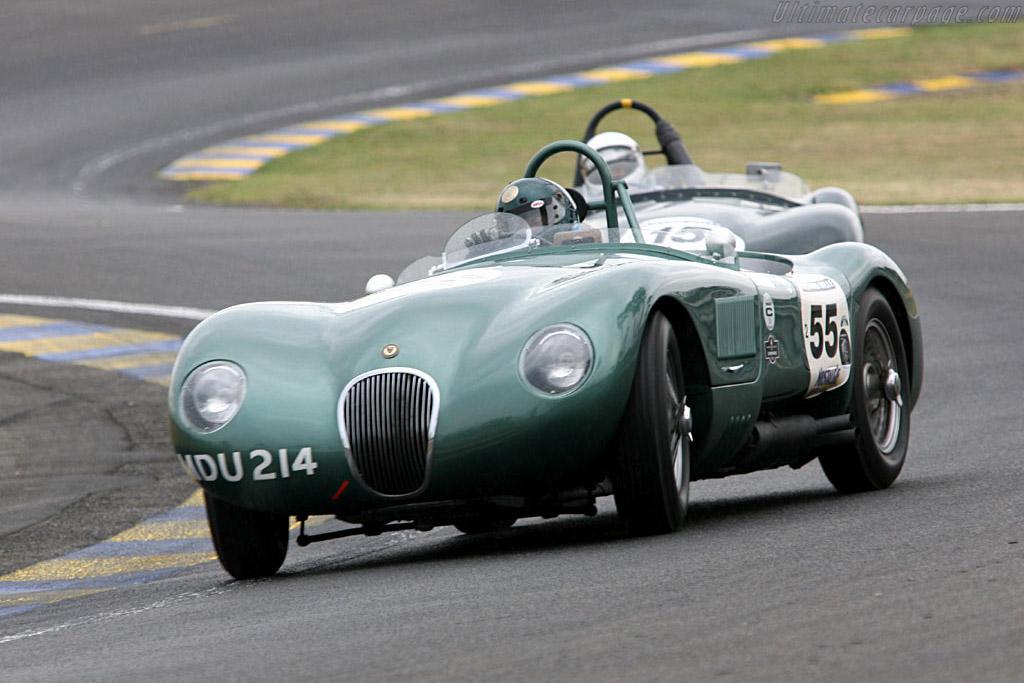 Jaguar C-Type - Chassis: XKC 004   - 2006 Le Mans Classic