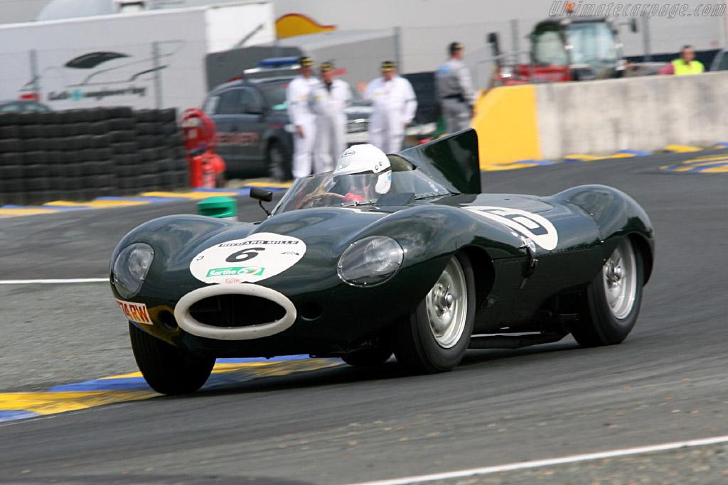 Jaguar D-Type - Chassis: XKD 505   - 2006 Le Mans Classic