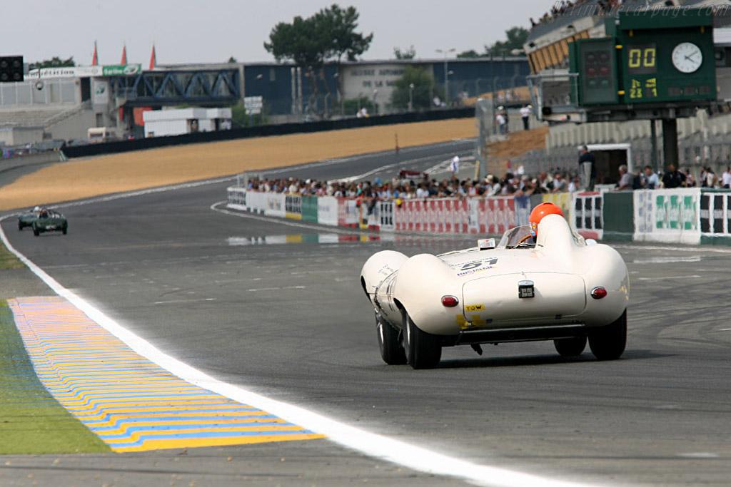 Jaguar D-Type - Chassis: XKD 534   - 2006 Le Mans Classic