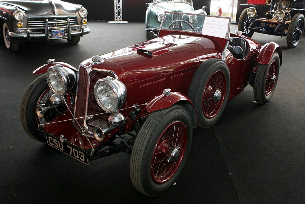 Jaguar SS1 Special - Chassis: 248997   - 2006 Le Mans Classic