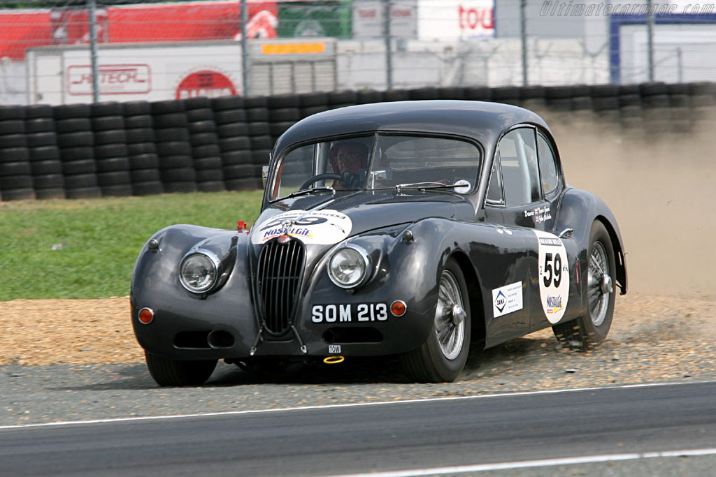 Jaguar XK 140 FHC    - 2006 Le Mans Classic