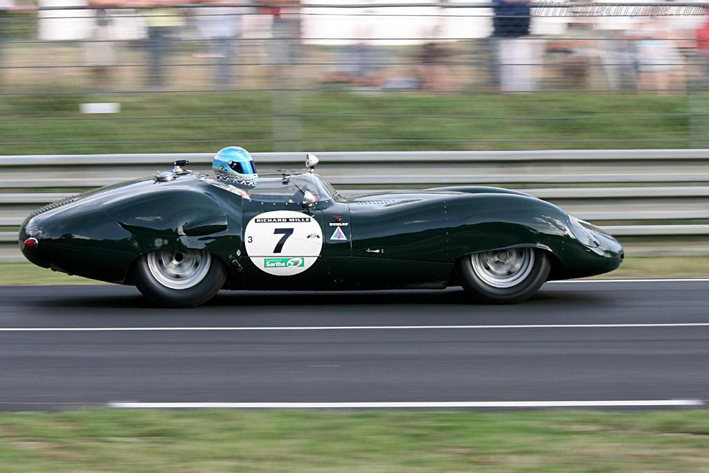 Lister Jaguar Costin    - 2006 Le Mans Classic