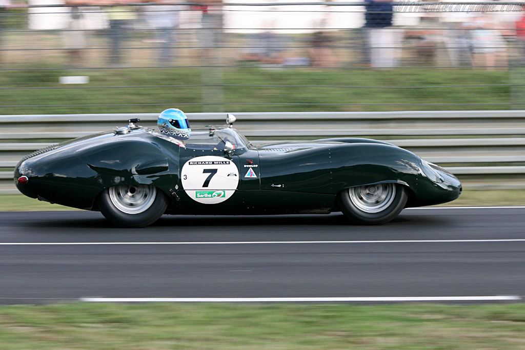 Lister Jaguar Costin - Chassis: BHL 135   - 2006 Le Mans Classic