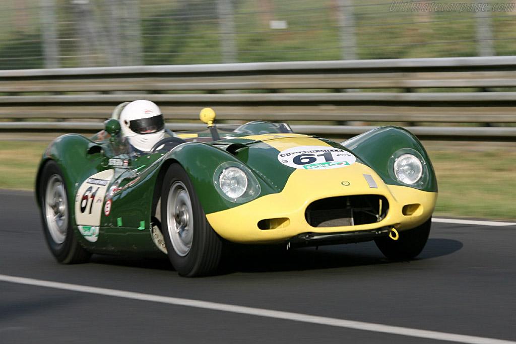 Lister Jaguar Knobbly    - 2006 Le Mans Classic