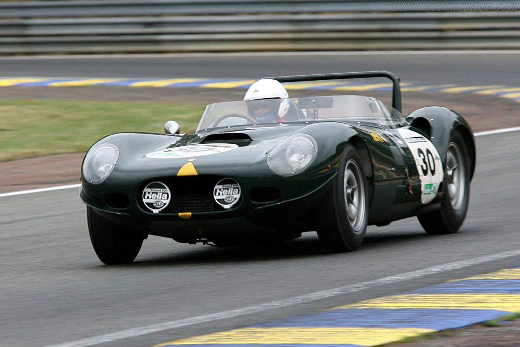 Lister Jaguar Sport    - 2006 Le Mans Classic